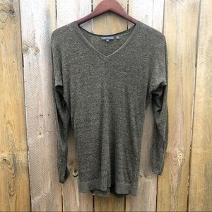 Vince | Long Sleeve V Neck Sweater Size XS
